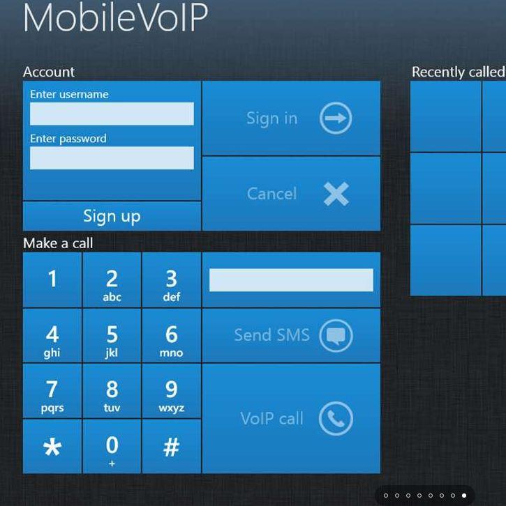 EuroVoip - Almost Zero Cost Voice Calls !